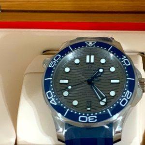 Brand new men omega watch